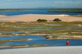Laguinho do Torta em Tatajuba, visto da duna do funil, Camocim, Ceara, 2818