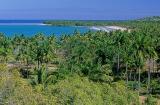 Panorâmica na Ilha de Boipeba - Praia da Cueira