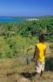 Panorâmica da Ilha de Boipeba vertical - Praia da cueira