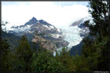 Yelcho Glacier near Lago Yelcho