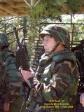 Bob Searl, Sr at Rifle Range - Fort Gordon, GA