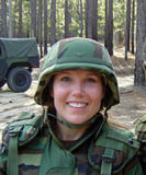 Tamera - Our Augusta Boots Platoon Leader