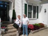 Bob Searl & Daughter Dianne leaving for Phila Airport.