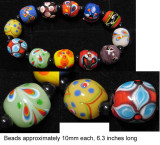 Taiwan Aboriginal Hand-made Glass Beads