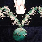 Jewelry Exhibit at Galeria del Sur