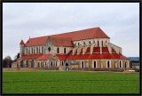 Abbaye de PONTIGNY, Burgundy