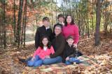 Mitch, Carmen and kids