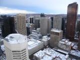 Calgary Tower view