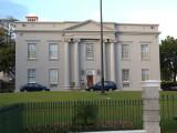 Hamilton cabinet building