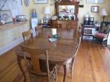 Kingston House BB breakfast room