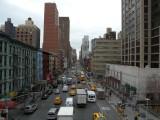 New York City view from Queensboro bridge
