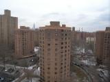 New York City view from Williamsburg bridge
