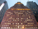 New York City Times Square Paramount Building