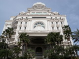 Surabaya nearly completed Empire Palace