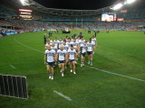 ANZ stadium Geelong cats