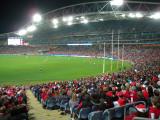 ANZ stadium Geelong v Sydney
