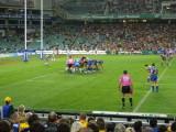 Sydney Football Stadium Parramatta v Gold Coast
