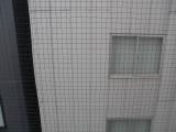 Osaka view from my room Hearton Hotel Minamisenba