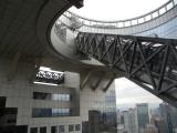 Osaka inside Umeda Sky Building