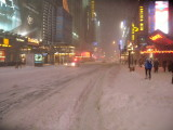 New York City 42nd street
