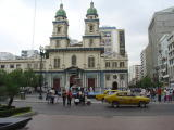 Guayaquil and Caracas