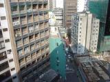 Hong Kong view from Mirador Mansion