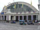 Bangkok Hualampong Rail Station