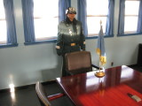 Seoul DMZ joint security area