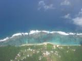 over Samoa