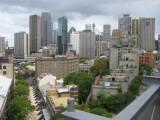 sydney view from harbour bridge