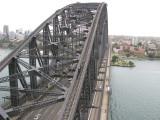 sydney harbour bridge pylon lookout view