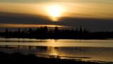 astotin lake sunset 101908_MG_3487