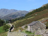 Langdale from near the old Dungeon Ghyll