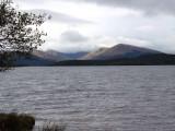 Glen Luss from Net Bay, Loch Lomond