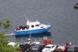Stardust boat, Portree, Skye