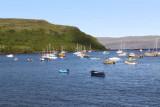 Portree harbour, Skye