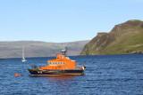 Portree lifeboat, Skye