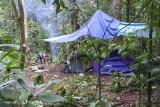 Camping site, Cao Grande, São Tomé