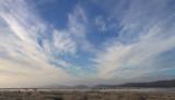 Skyscape over Loch Lomond