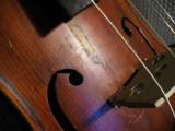 My Third violin