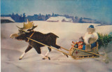 Sleigh ride, Russian-style