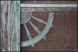 Screen door detail