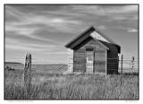 Ivanpah schoolhouse Flint Hils, KS