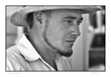Amish man  Yoder,  KS