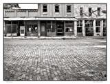 Down town  Elgin,  Kansas