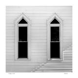 Church windows  Olpe,  KS