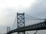 Benjamin Franklin Bridge #6136