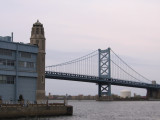 Benjamin Franklin Bridge #6229