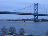 Benjamin Franklin Bridge #6239