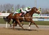 Jägersro 2009-04-09
